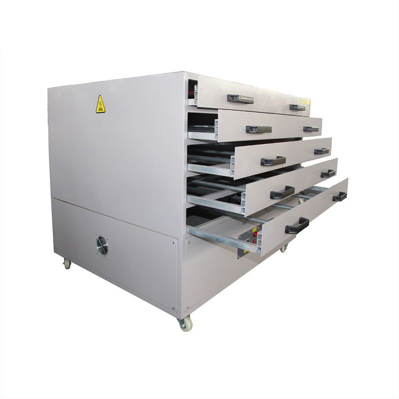 Drying Cabinet For Silk Screen Printing Frames manufacturer