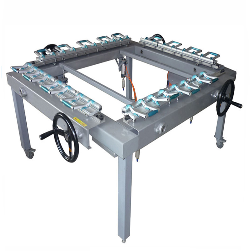 Silk Screen Printing Mesh Stretcher Machinery