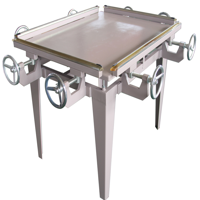 Manual screen Stretcher Machine supplier