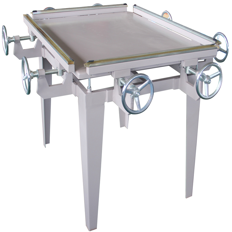 Hot Sale Manual Silk Screen Frame Machine price