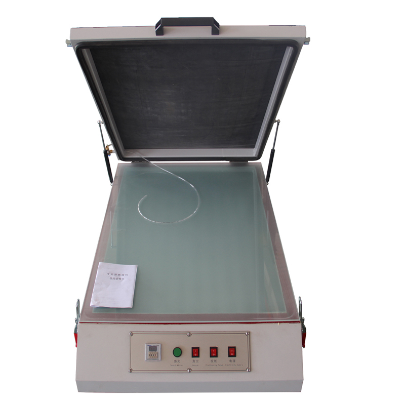 Cold light exposure machine manufacture