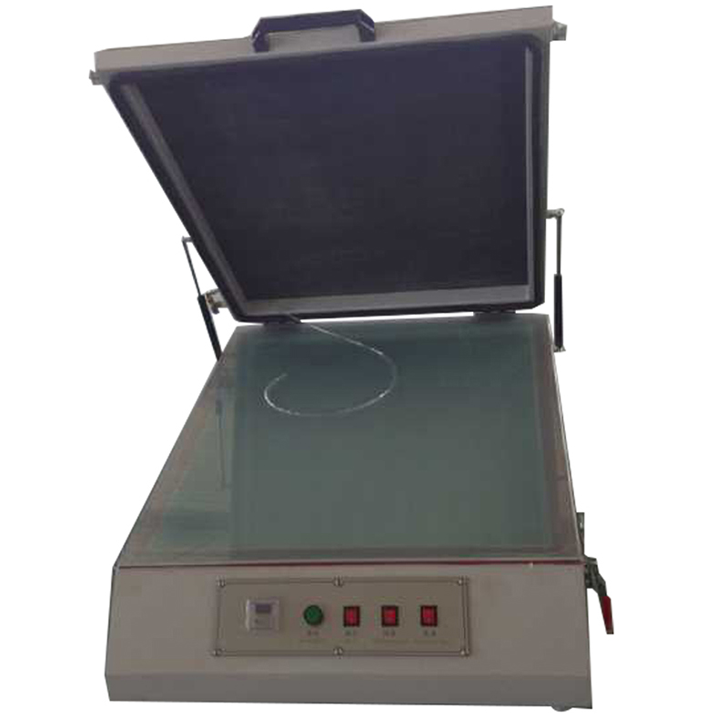Screen printing uv vacuum exposure units