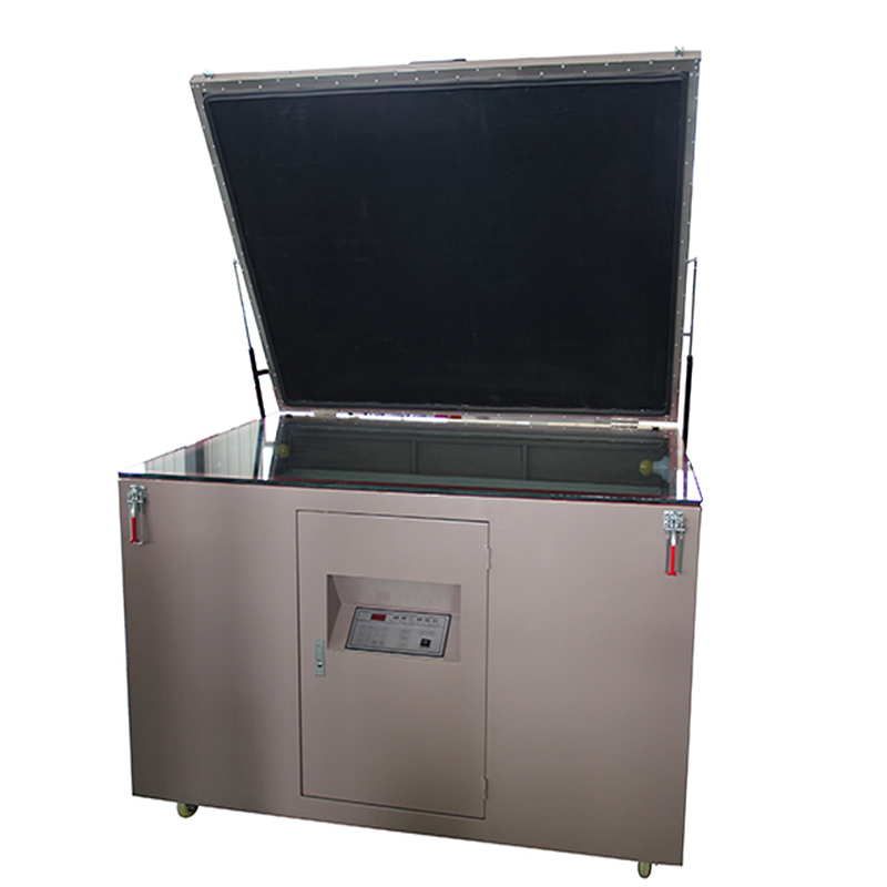 Hot selling  lodine gallium light exposure machine