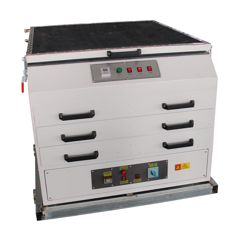 Cold light exposure drying cabinet