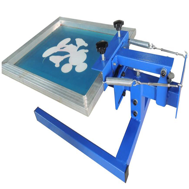 1 color 1 station machine for sale