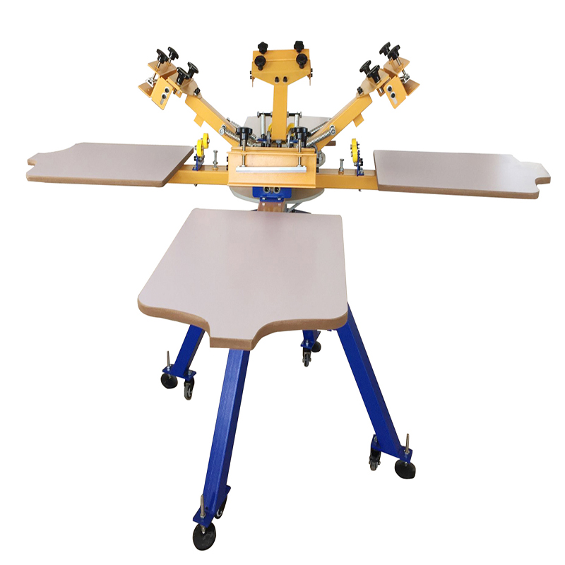 Best screen printing machine