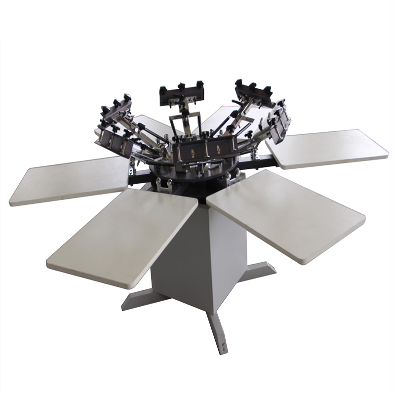 Screen Printing Machine for T-shirts