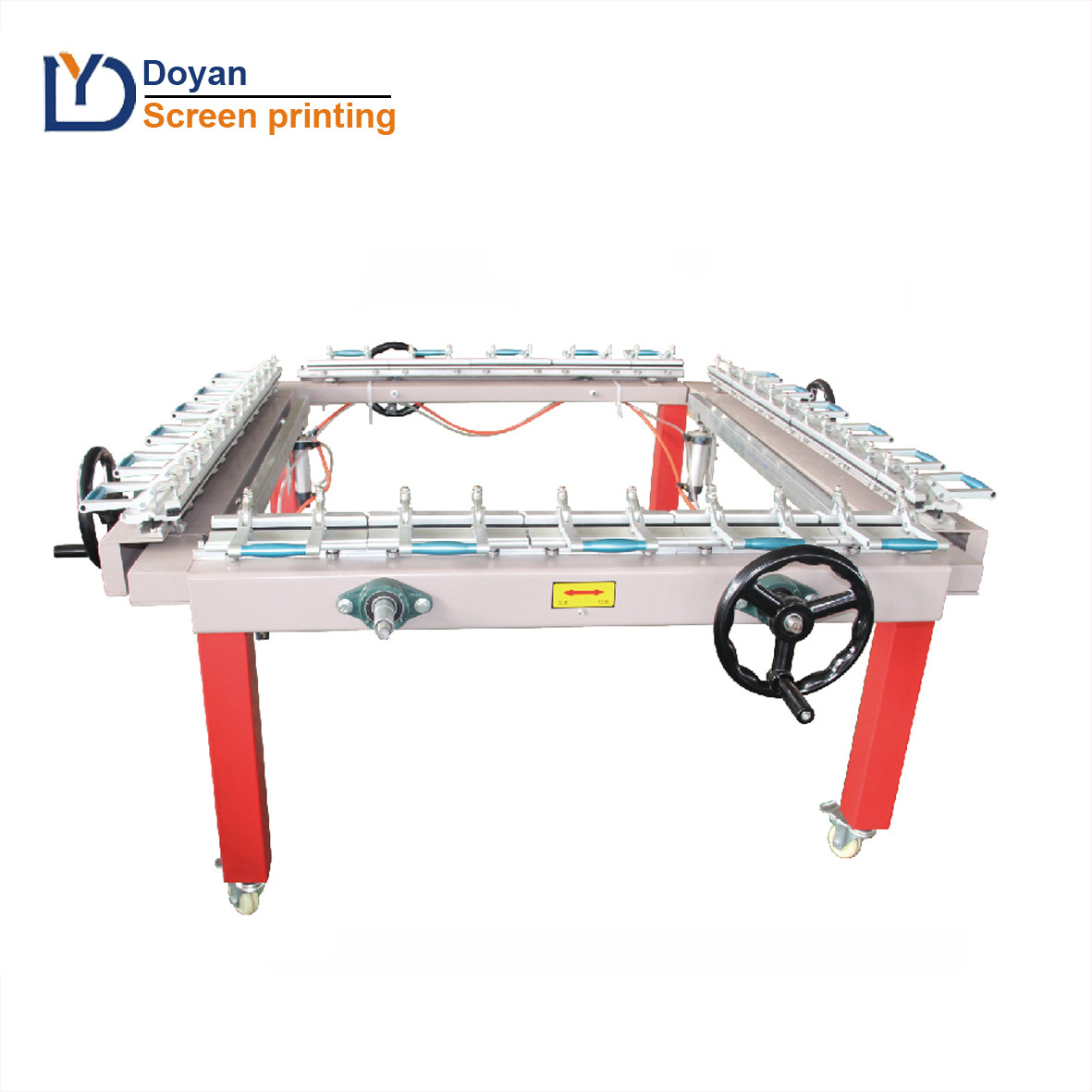 High tension Pneumatic stretching machine for selling